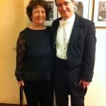Jimmie Conlon, wonderful conductor, an old friend from Juilliard days